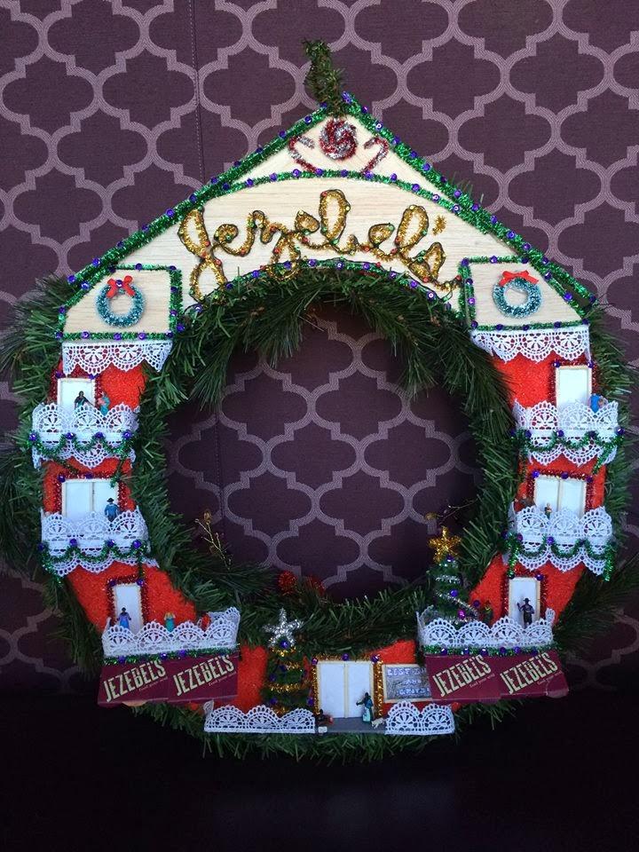LoHi Steakbar Wins Wreath Contest | Stasko Agency